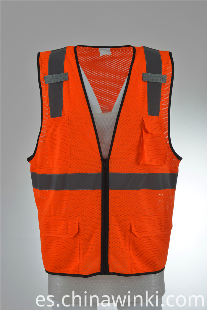 Security gilet