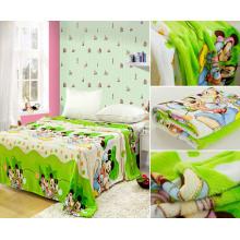 Mouse Design Flannel Blanket 200*240