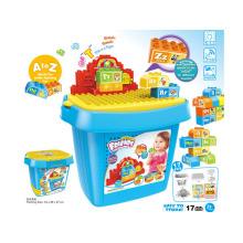 Дети образования DIY Building Block Интеллектуальные игрушки (H5931053)