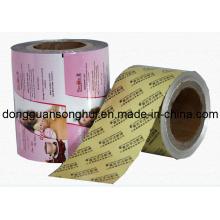 Comprimidos Embalagem Película / Medicina Roll Film / Plastic Film