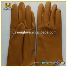 Gants en peau de vache en peau de vache fabriqués en gant en cuir professionnel Factory from Lixian