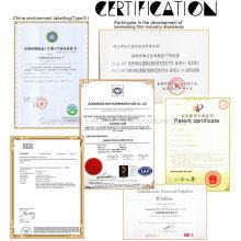 Pet Pouch Film com Certificado SGS