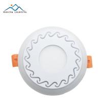 3 года гарантии завода прямых продаж заводская цена круглые светодиодные панели светодиодные панели свет двухцветный