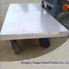 Folha de alumínio e alumínio preço por kg
