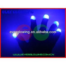 gants de flash LED incroyables pour les fêtes