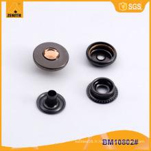 Rhinestone Snap button pour Jacket Decoration BM10802
