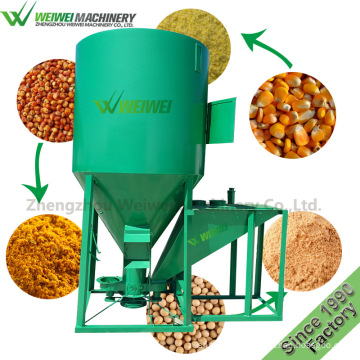 Zzswwjx Poultry Feed Mixer