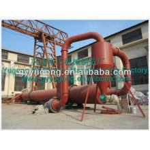 Yugong serie HC Series secador rotativo con precio rentable