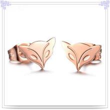 Accesorios de joyería Pendiente de joyería de acero inoxidable (EE0054)