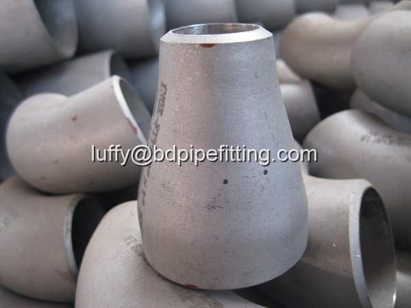 ASTM A403 WP 304 SS Steel Reducer
