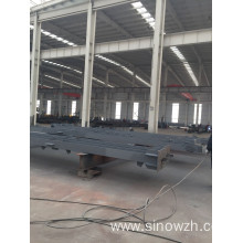Hot Dipped Roofing Sheet Steel Structure