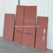 Customized Sheet Metal Fabrication with Spray Painting