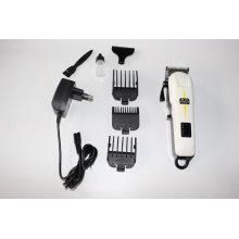Профессиональная беспроводная волос триммер салон использования Clipper аккумуляторная машинку 2017