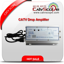 Csp-8640 CATV Indoor / House Drop Line Hybrid Amplifier