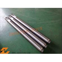70mm Bimetallic Single and Barrel for Extrusion