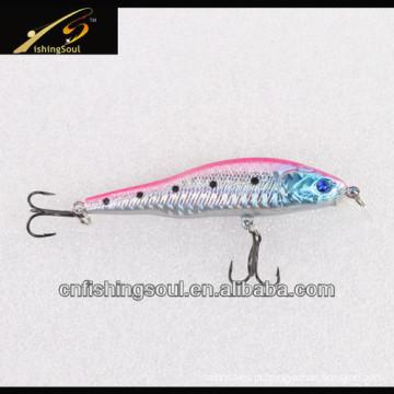 Iscas de isca dura de pesca de lápis PLL005