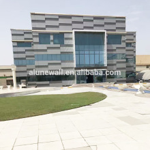 Standards green building aluminium composite material for house construction