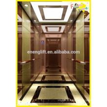 Salle de machines à économie d'énergie moins vvvf ascenseur de passagers
