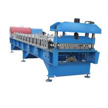 Máquina formadora de rolos de folha de telhado de painel ondulado de boa qualidade