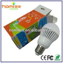 CE approuvé 7W PC Led ampoule