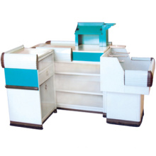 Best selling High quality convenience store counter cash register cashier counter price