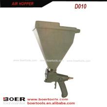Ar Hopper Gun 9000ml grande Hopper plástico D010