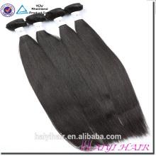 Высокое качество, не обработанные человеческих волос девственницы большой запас 12А класс девственные волосы выровнянная надкожица волос