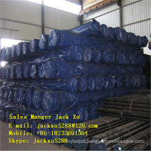 API line pipe ESD Black Coated Lean Pipe/Tube/st37-2 seamless steel pipes
