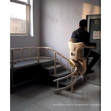 stair lift Indoor vertical platform lift for disabled
