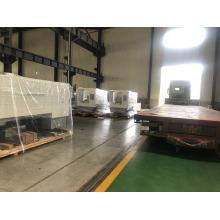 Máquina de torneamento CNC de 3 eixos inclinados