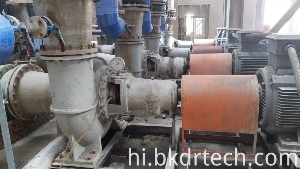 FGD Absorber pump