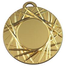 Medalla de oro de alta calidad personalizada