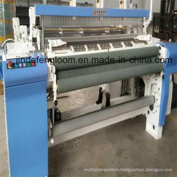Dobby Shedding Shuttleless Weaving Machine Airjet Power Loom
