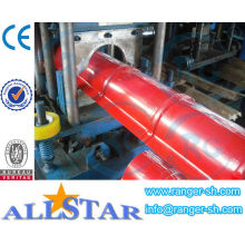 YX 312 Roof Ridge Color Steel Sheet Roll Forming Machine