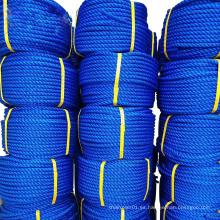 Cuerda de algodón retorcida de 3 hilos de alta calidad