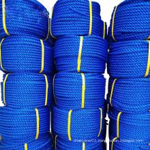 High quality 3 strand twist cotton rope