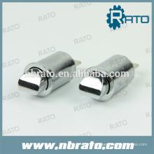 RCL-171 Aço inoxidável de prata para fechadura de gabinete