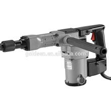 410mm 8.3J 1050W Poder Rock portátil demolição Jack Hammer pequeno elétrico Hidráulico Concreto Breaker Hammer GW8284