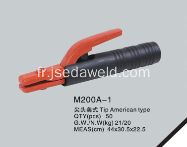 American Tip Type Electrode Holder M200A-1