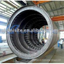 (Tubo de estructura del túnel) tubo de elevación (USB-2-012)