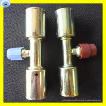 Beadlock Straight Splicer Tee Splicer Fitting