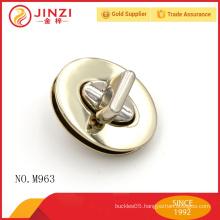 Handbags hardware metal zinc alloy bag lock