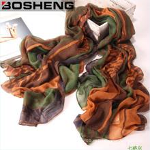 Chales largos y bufandas femeninas del algodón del invierno de la caída caliente
