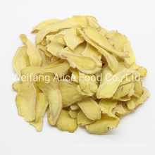 China Healthy Vegetable Snacks Cheap Price Export Standard Wholesale Fried VF Ginger Slice
