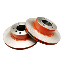 Auto Brake System Part Brake Disc Rotor Front Rear Left Right Disc