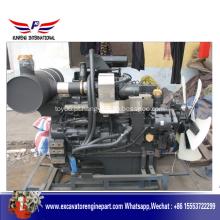 Motor Diesel 6D114 de KOMATSU para máquinas escavadoras