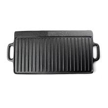 Placa feita sob encomenda da chapa para assar do BBQ / bife do ferro de molde / placa reversersible