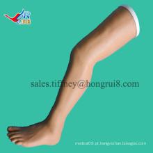 Modelo de perna ISO Vivid Suturing Practice, modelos de sutura cirúrgica