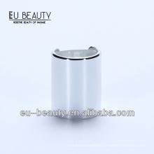 Aluminum cap 20/415 press cap