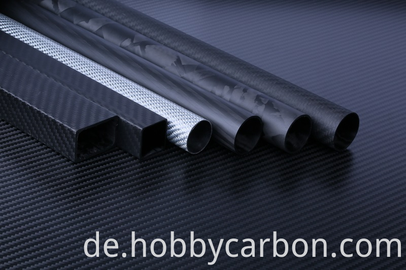carbon fabrics plate mechanical properties